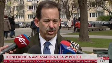 Ambasador USA Stephen Mull