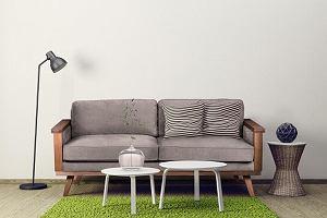 Sofa dwuosobowa - idealna do kawalerki i małego mieszkania