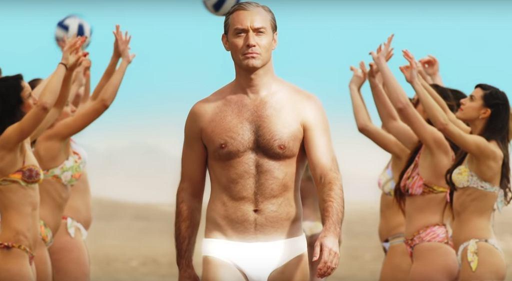 kadr ze zwiastuna serialu HBO 'Nowy papież'