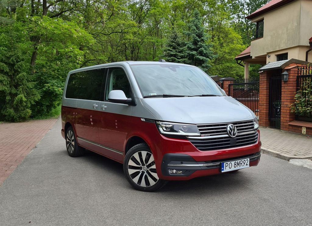 Volkswagen Multivan 6.1 Cruise