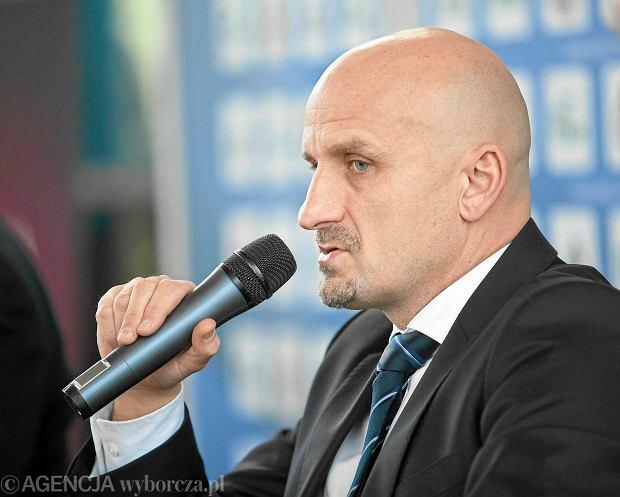 Bednarz nie będzie prezesem ani dyrektorem Ruchu Chorzów