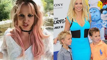 Britney Spears chce uwolnić się od kurateli ojca - zabrania on córce mieć więcej dzieci