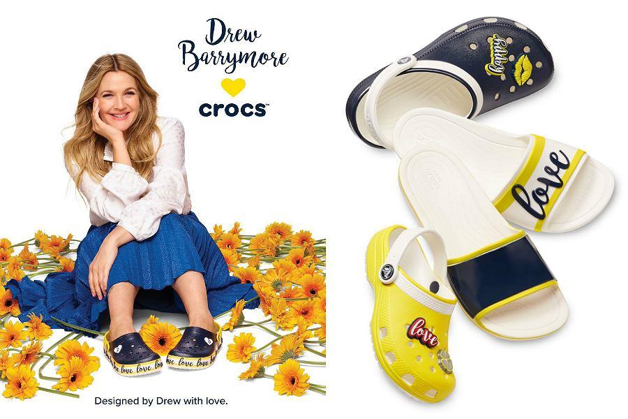 Drew X Crocs