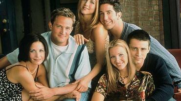 Obsada serialu 'Przyjaciele'