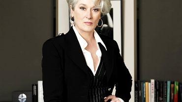 Meryl Streep w roli Mirandy Priestly/fot. mat. prasowe