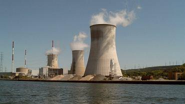 Centrale nucléaire, Belgique (photo d'illustration)