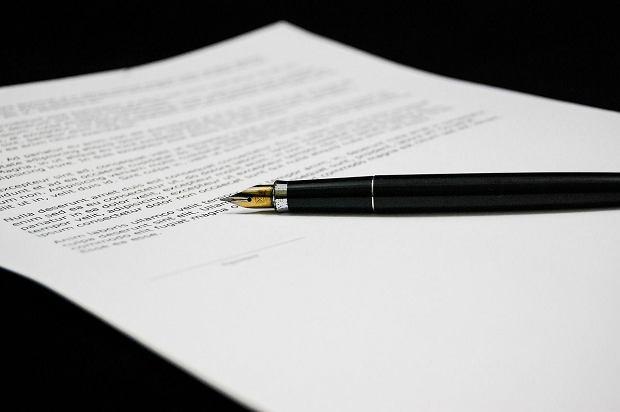 Zmiana umowy o zamówienie