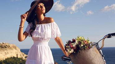 Modne sukienki na lato