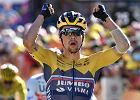 Tour de France 2020. Roglic najlepszy na 4. etapie, Kwiatkowski 46.