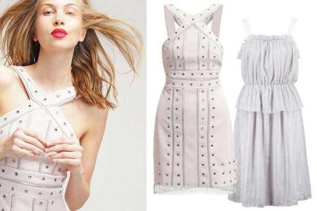 Sukienki z wyprzedaży / Materiały partnera
