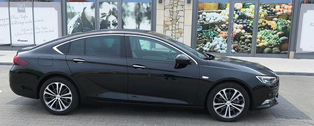 Opel Insignia Grand Sport 2.0 CDTI 170 KM