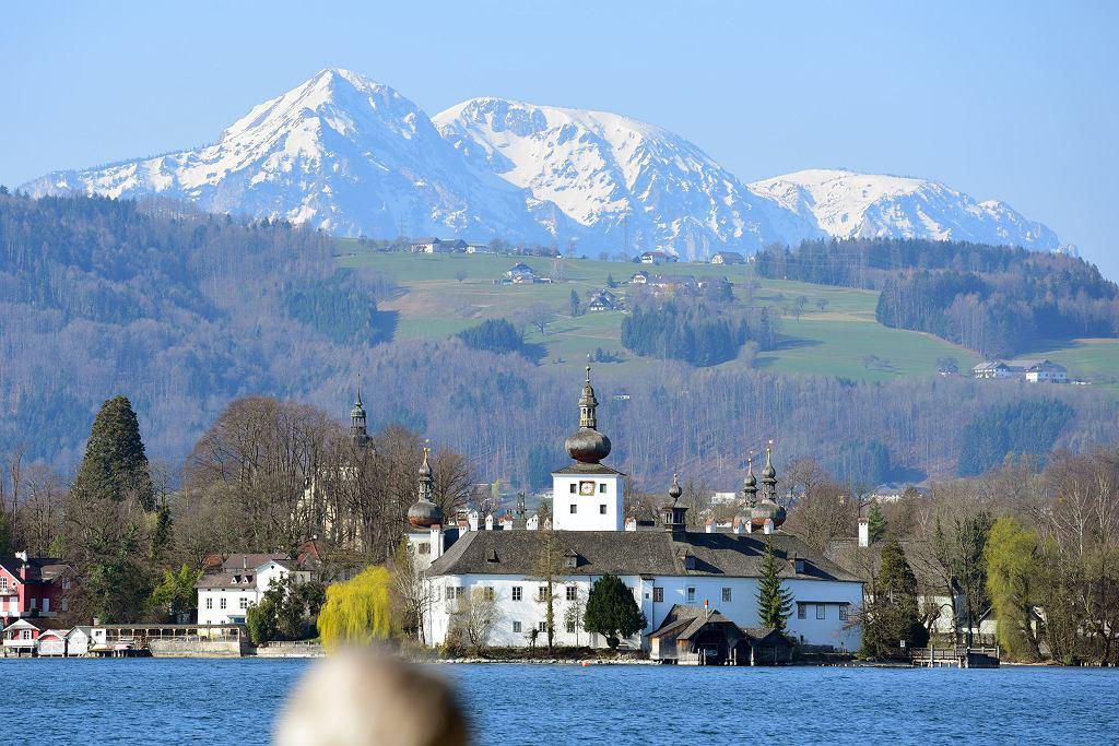 Gmunden, Austria.