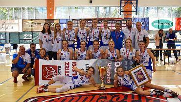 Mistrzostwa Polski w koszykówce kobiet U18