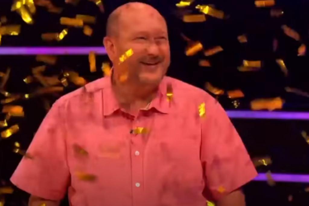 Kard z programu 'Who Want To Be A Millionaire'