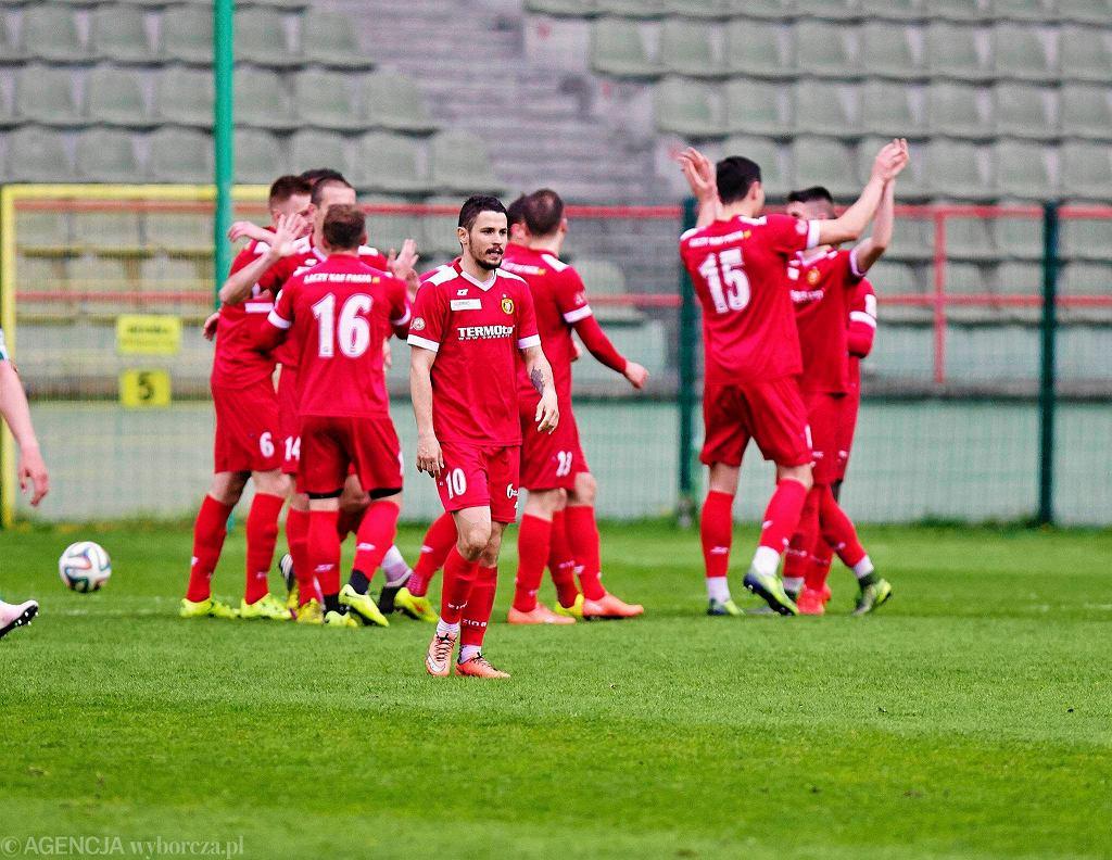 PGE GKS II Bełchatów - Widzew Łódź 0:3