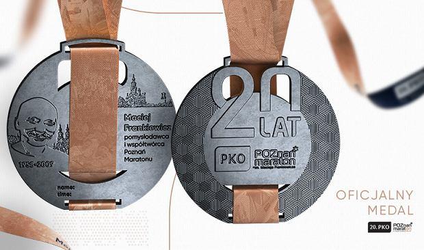 20-lecie maratonu w Poznaniu