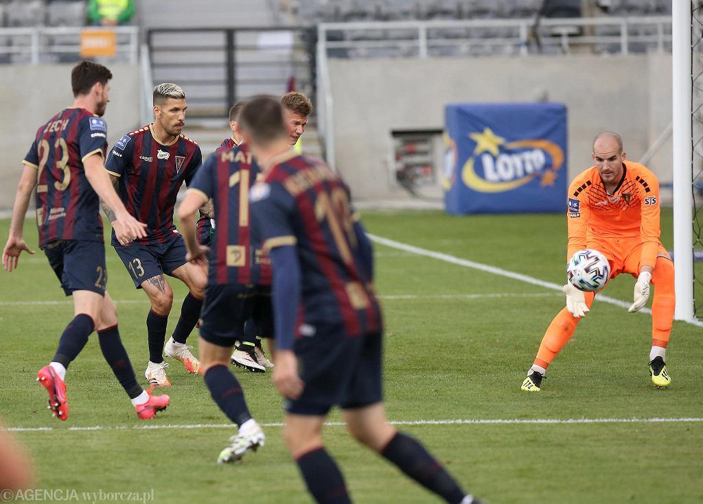 Mecz Pogoń Szczecin - Śląsk Wrocław rozegrano, chociaż rezerwowi zawodnicy Śląska mieli pozytywne wyniki testów na koronawirusa
