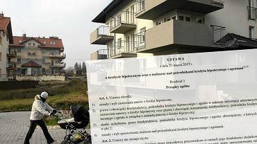 22 lipca w życie wchodzi ustawa o kredycie hipotecznym