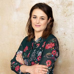 Sylwia Majcher, autorka książki 'Mniej mięsa'. Jak zostać fleksitarianinem, by pomóc sobie i planecie' i 'Gotuję, nie marnuję'