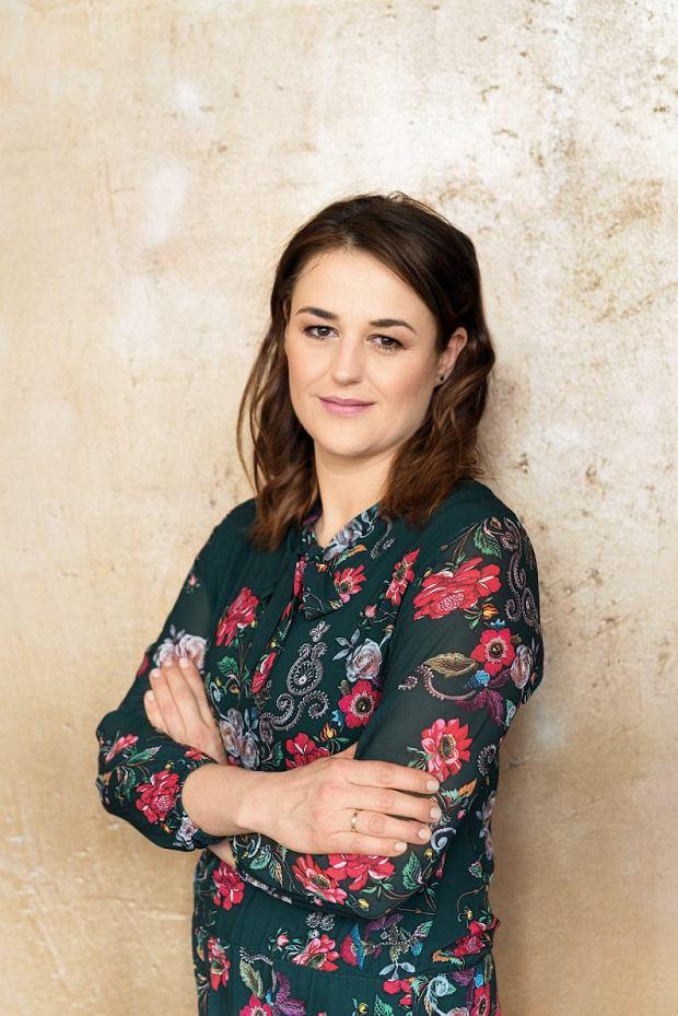 Sylwia Majcher, autorka książki 'Gotuję, nie marnuję'