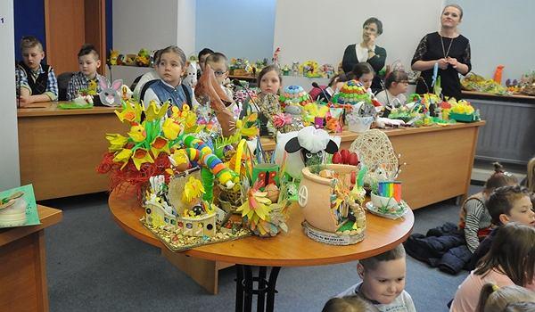 Ozdoby Wielkanocne Z Odpadów Dzieci Zrobiły Je Na Konkurs