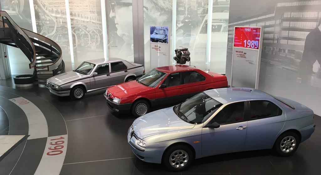 Alfa Romeo - modele współczesne