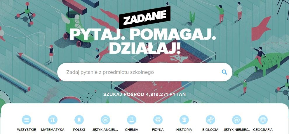 Zadane.pl