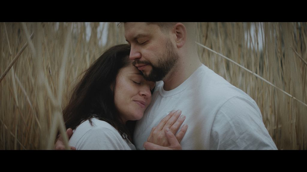 Durex Głośni w łóżku - Kadr z filmu dokumentalnego Agnieszka i Bartek