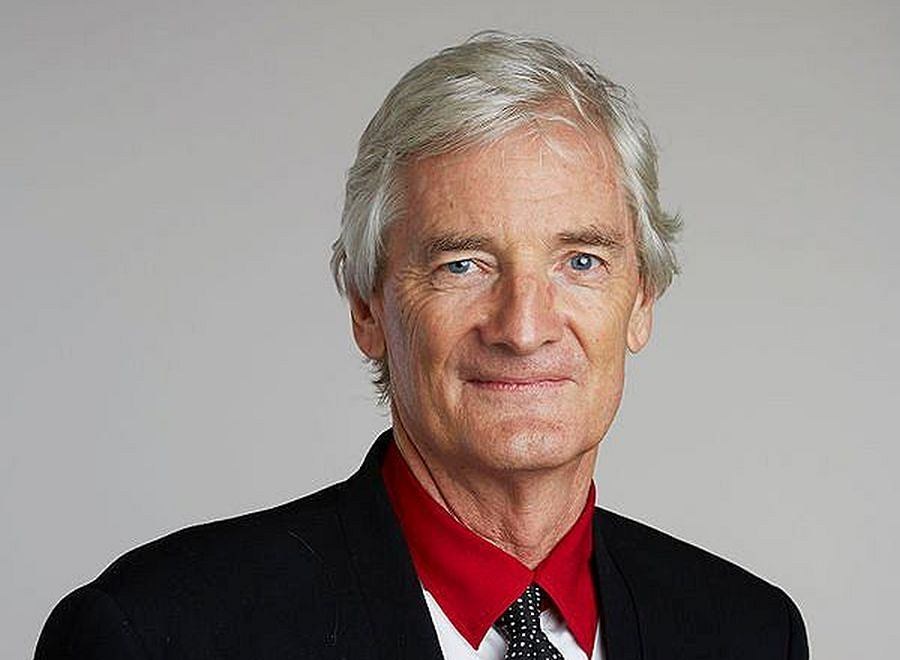 Sir James Dyson/Fot. [https://commons.wikimedia.org]