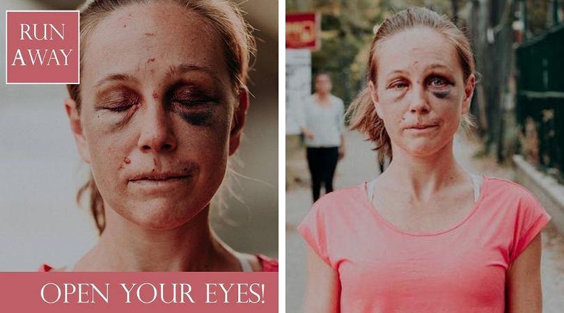 Run Away - kampania przeciwko przemocy
