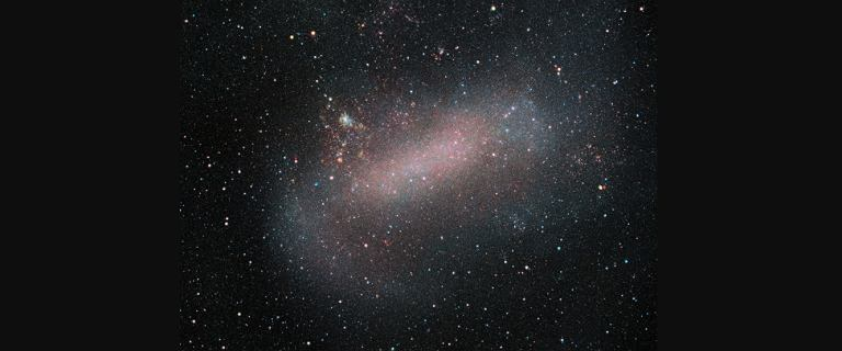 Droga Mleczna przejmuje inne galaktyki i wchłania Wielki Obłok Magellana