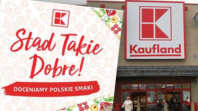"""Kaufland wprowadził markę """"K - Stąd Takie Dobre"""". Produkty charakterystyczne dla polskiej kuchni"""