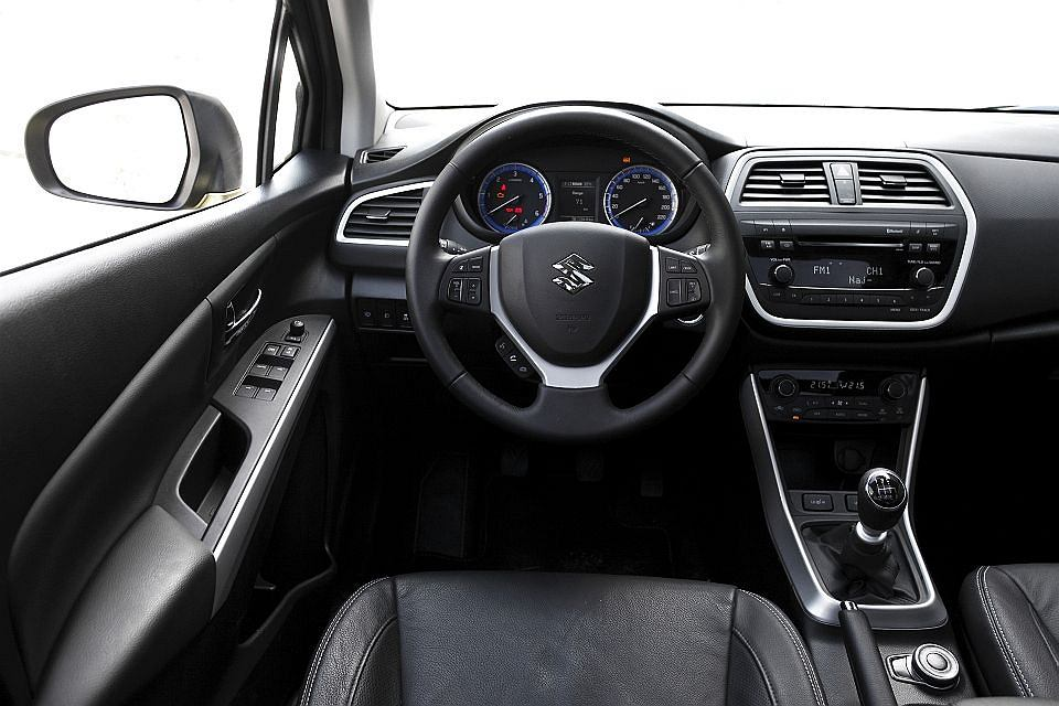 Suzuki SX4 S-Cross 1.6 DDiS 4WD Elegance | Test długodystansowy