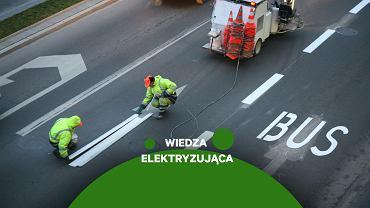 Jazda buspasem dozwolona także samochodem elektrycznym