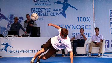 freestyle football
