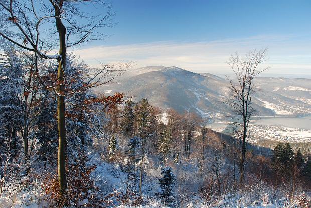 Zdjęcie numer 2 w galerii - Nauczyciel pokochał Beskidy. Fotografuje góry o każdej porze roku [ZDJĘCIA]