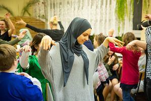 Polacy są uśmiechnięci i przyjaźni. Uchodźcy z Czeczenii w Bielsku-Białej [ZDJĘCIA]