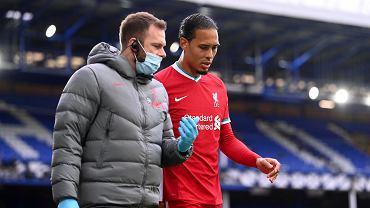 Liverpool ma sensacyjnego kandydata do zastąpienia van Dijka. On ma dopiero 20 lat!