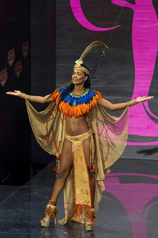Mondiana Pierre, Miss Haiti
