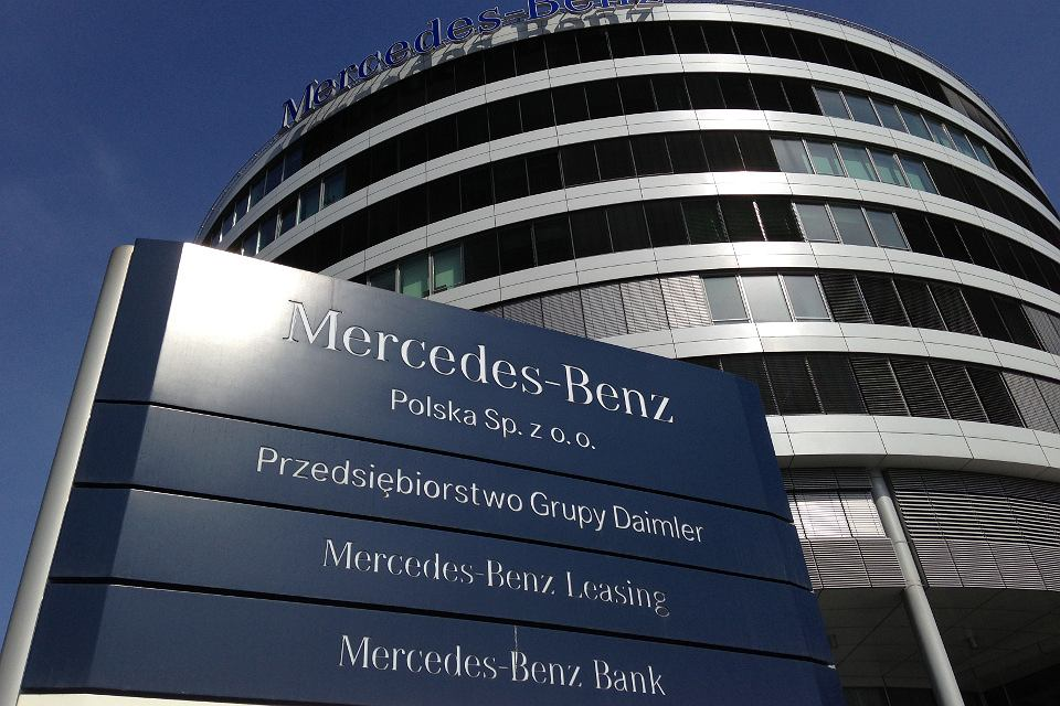 Mercedes-Benz Warszawa