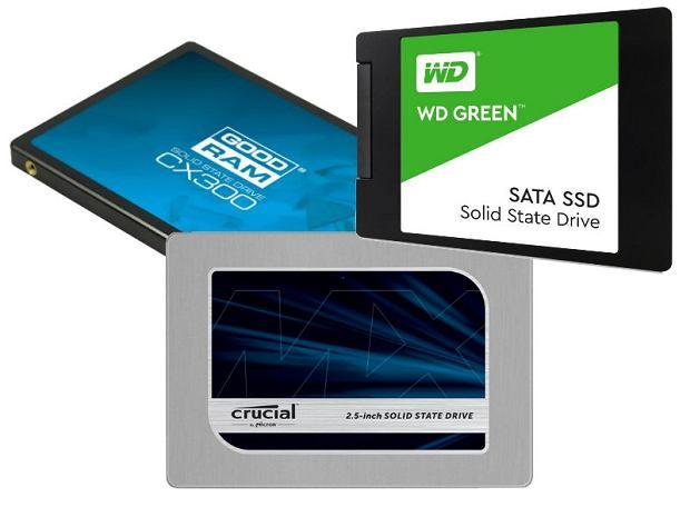 Dyski SSD