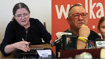 Krystyna Pawłowicz, Jerzy Owsiak