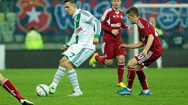 Lechia Gdańsk - Wisła Kraków 0:0. Marcin Pietrowski