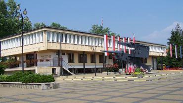 Ratusz w Biłgoraju (zdjęcie ilustracyjne)
