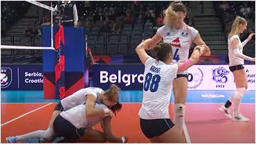 Francuskie siatkarki awansowały do ćwierćfinału ME