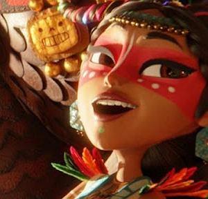 Wojownicza księżniczka Maya