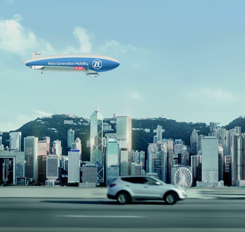 Zeppelin - największy sterowiec na świecie