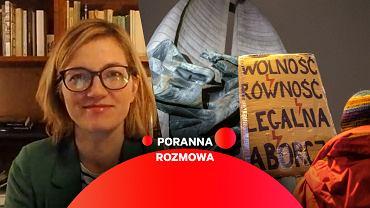 Magdalena Biejat w Porannej Rozmowie Gazeta.pl