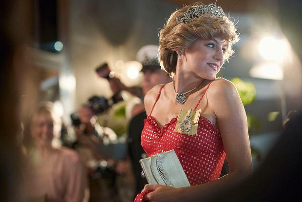 Księżna Diana w 'The Crown'