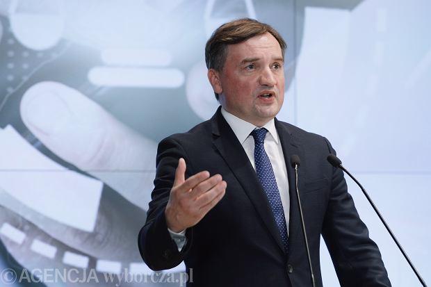 Zbigniew Ziobro. Kim jest minister sprawiedliwości?
